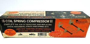Pittsburgh NEW Coil Spring Compressor Shock Absorber Replacing Tool Set ~ryokan