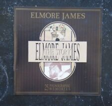 CD - Elmore James, The Elmore James Story - 1989 Deja Vu ‎DVRECD 24 Italian