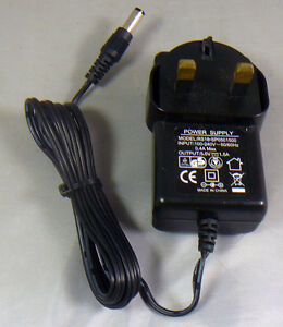 RS18-SP0501500 5.0V 1.5A DC Mains Power Adapter