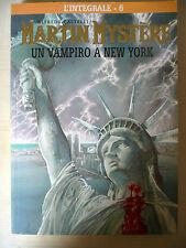 MARTIN MYSTERE L'INTEGRALE 6 UN VAMPIRO A NEW YORK 2000 - fum4