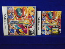 ds MEGAMAN ZX Game PAL ENGLISH VERSION Rare Lite DSI 3DS Nintendo