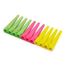 10pcs /pack 75mm large plastic strong wedge golf teeRCCA