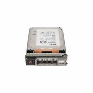 "Dell HITACHI T857K 450GB 3.5"" 15K SAS HDD Hard Drive 0T857K WITH CADDY"