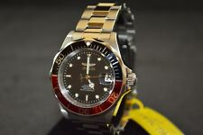 Invicta Pro Diver Automatic Red & Black Bezel Men's Watch 9403