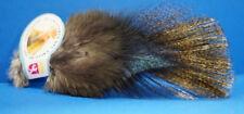 Coq De Leon Hareline U.S.A. 12 Federn PARDO Dark Speckled