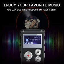 New ListingParanormal Ghost Hunting Equipment Digital Evp Voice Activated Recorder Usb
