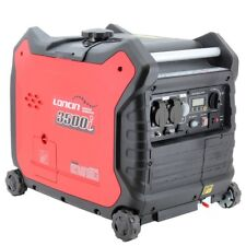 Loncin LC3500i Low Noise 240V Generator 3.3 kW - Inverter - Suitcase - Caravan