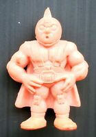 M.U.S.C.L.E MUSCLE MEN #1 Kinnikuman 1985 Mattel RARE Vintage Flesh Color Toy