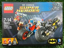 LEGO SET BOITE NEUF 76053 BATMAN GOTHAM CITY CYCLE CHASE AVEC HARLEY QUINN
