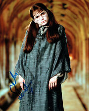 Shirley HENDERSON Harry POTTER Moaning Myrtle Signed Autograph Photo 1 AFTAL COA