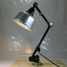 Midgard Schreibtischlampe Werkstattlampe 4 Gelenke Bauhaus Industrie Design No9