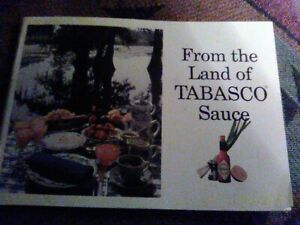 From The Land Of Tabasco Sauce