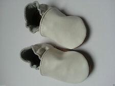 Baby-Hausschuhe aus Leder für Jungen