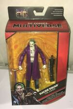 DC Multiverse, Suicide Squad, JOKER  Action Figure, 6 Inches CROC new
