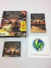 Dune 2000 (PC, Windows 95/98 RTS) ~In Big Retail box w/ inserts Rare