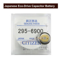Japanese CT 295.69  Eco-Drive Capacitor Factory Sealed Genuine Watch Battery