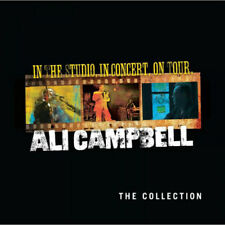 Ali Campbell : In the Studio, in Concert, On Tour: The Collection CD (2016)