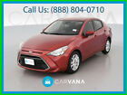 2016 Scion iA Sedan 4D ide Air Bags Keyless Start Stability Control Traction Control Daytime Running