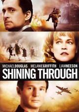 SHINING THROUGH NEW DVD