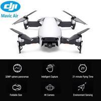 DJI Mavic Air - Arctic White Drone - 4K Camera Video 32MP Panoramas Quadcopter