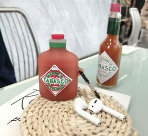 Airpods 1/2 Case Tabasco