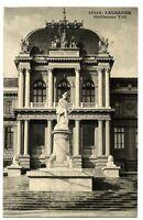 CPA Suisse Lémanique Lausanne Statue de Guillaume Tell