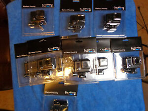 New Genuine GoPro Blackout Housing for Hero3 & Hero3+ Waterproof Case Ahbsh-001