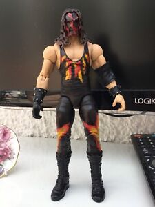 WWE Masked Kane Custom Elite Figure