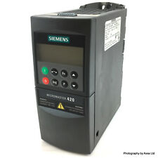 INVERTER 6SE6420-2UC13-7AA0 Siemens 0.37 KW 6SE64202UC137AA0 * NUOVO *