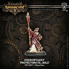 Warmachine Protectorate Of Menoth - Hierophant Warcaster Model Kit PIP32057 NEW