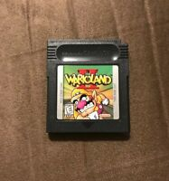 Wario Land II 2 Nintendo Game Boy ~ Works Great! ~ Fast Shipping! ~ Authentic!