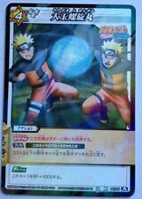 Naruto Miracle Battle Carddass Rare NR03-56