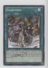 2014 Yu-Gi-Oh! Geargia Rampage #SDGR-EN021 Geartown YuGiOh Card 3c7
