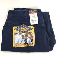 Vintage NEW CHIC Jeans Plus Size 20W Comfort Fit Dark Wash High Waist mom jeans