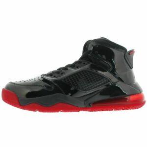 Jordan Mars 270 ( GS )Youth  Shoes SZ-7 Black Red BQ6508 006- Wmns SZ-9