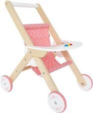 Hape - Doll Stroller Educational Wooden Toy