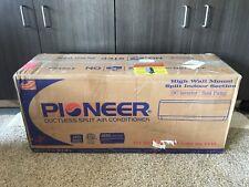 Pioneer Air Conditioner Inverter Only 12000 BTU 115V~1Ph/60Hz WS012AMFI17HLD