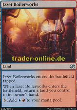 2x izzet boilerworks (izzet-fábrica de vapor) modern masters 2015 Magic