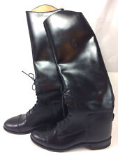 #Bx Effingham Bond Boot Co Sz 9 Style 200L Made In Usa Equestrian Riding Field