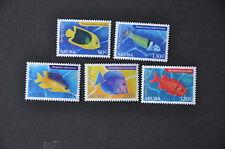 ARUBA 2016 VISSEN FISHES POISSON MNH POSTFRIS **