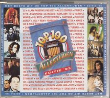 TOP 100 ALLERTIJDEN 1993 2-CD BOX Alice Cooper U2 Mike Oldfield Styx Al Stewart