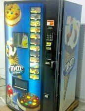 Fastcorp Model 0d820 Ice Cream Vending Machine