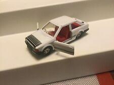 Vintage Corgi Toys- Ford Escort MK2 White Black RS 1600