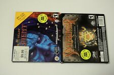 Scratched AD&D Planescape Torment + Soulbringer PC CD-ROM Windows 95 98