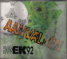 Housek 92-Aanvallen cd maxi single