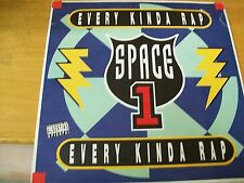 SPACE 1 EVERY KINDA RAP  LP ALBERTINO ITALO ZONE