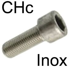 VIS CHC tête 6 pans creux btr - INOX - M6 x16 (6)