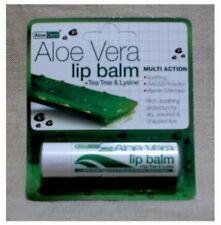 Aloe Pura, Aloe Vera  Lip Balm 4g x Six Tubes