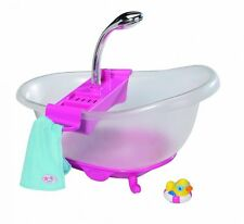 Baby Born Interactive Bathtub With Duck 818183 by Myer