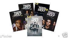 Teen Wolf MTV TV Series ~ Complete Season 1-4 (1 2 3 4) NEW 15-DISC DVD SET